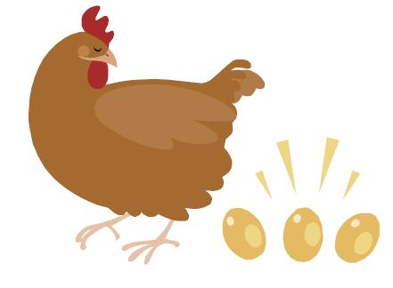El criador de gallinas
