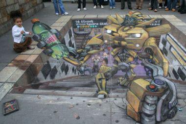 Superhéroes. Los Transformers. Batman