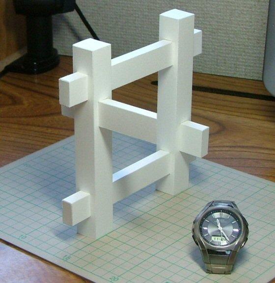 Una figura imposible V