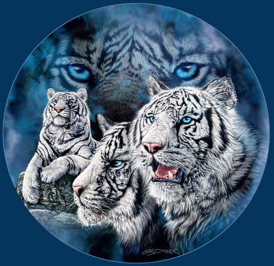 Cuenta los tigres